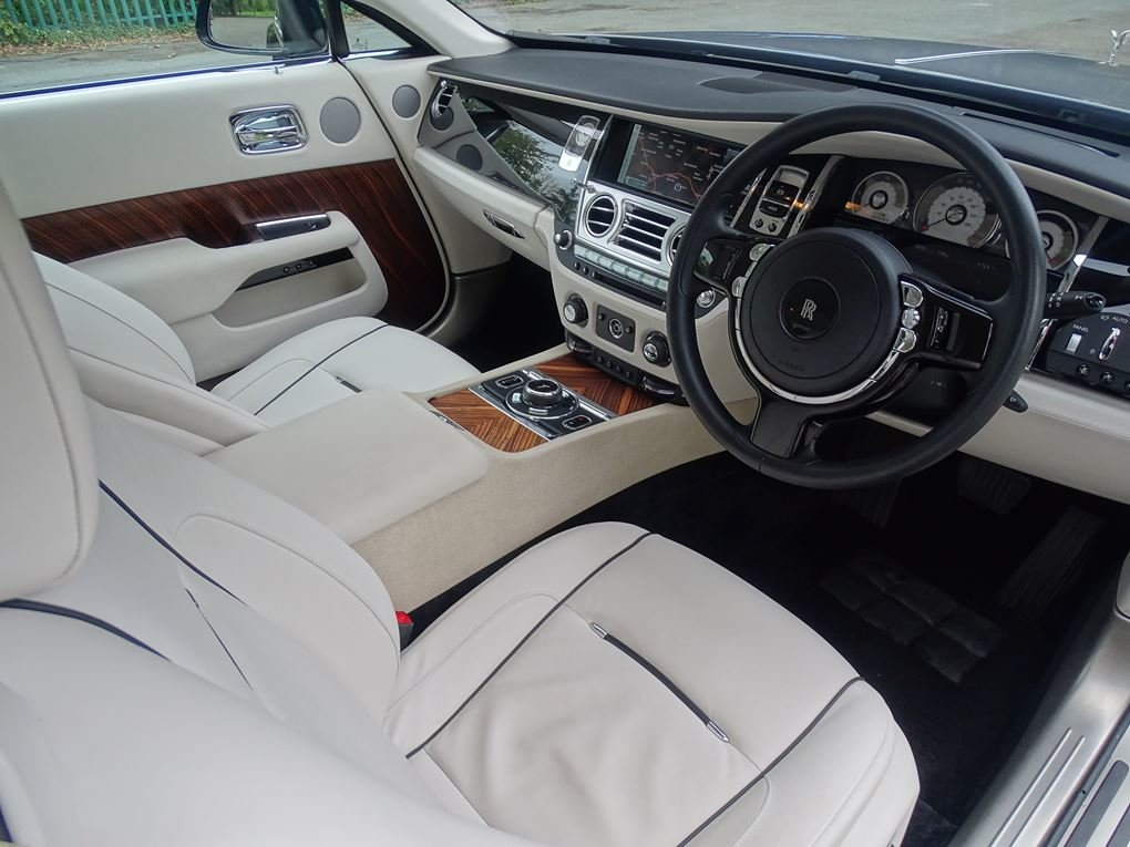 2013 ROLLS ROYCE  WRAITH  6.6 V12 COUPE AUTO  109,948 For Sale (picture 21 of 24)