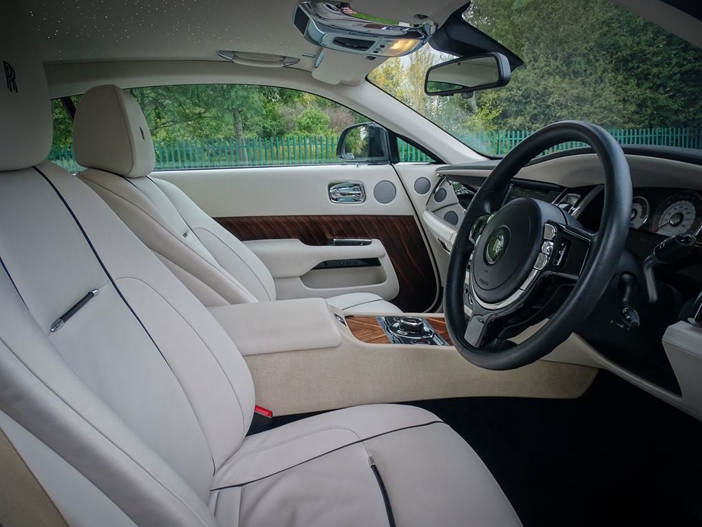 2013 ROLLS ROYCE  WRAITH  6.6 V12 COUPE AUTO  109,948 For Sale (picture 22 of 24)
