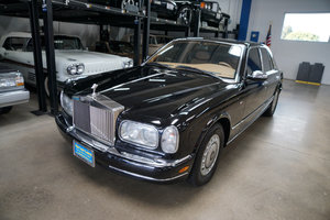 1999 Rolls Royce Silver Seraph in 'Solid Black' Tan Lthr SOLD