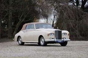 Picture of 1962 Rolls-Royce Silver Cloud II DHC For Sale