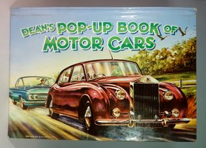 Dean's Pop-UpBook of Motor Cars
