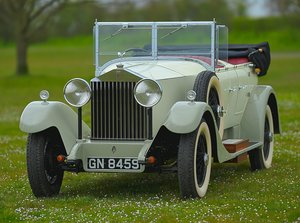 Picture of 1930 Rolls Royce 20/25 Barrel sided Tourer For Sale