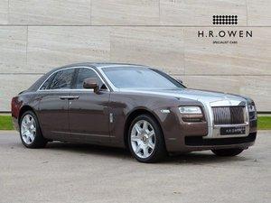 2011 2010 Rolls Royce Ghost