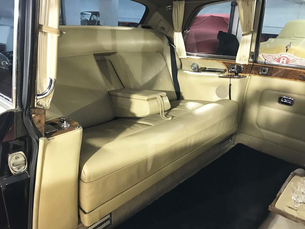 1986 Rolls-Royce Phantom VI LHD - 23.000 kms only For Sale (picture 7 of 24)