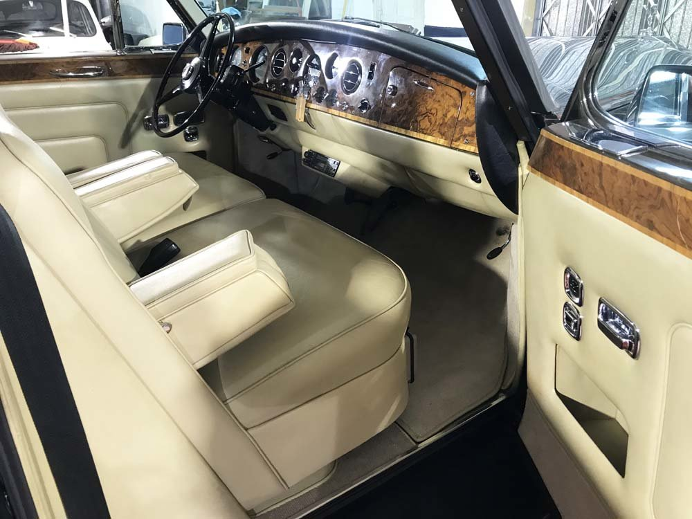 1986 Rolls-Royce Phantom VI LHD - 23.000 kms only For Sale (picture 11 of 24)