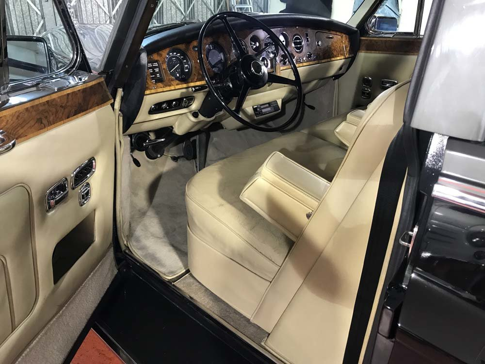 1986 Rolls-Royce Phantom VI LHD - 23.000 kms only For Sale (picture 13 of 24)