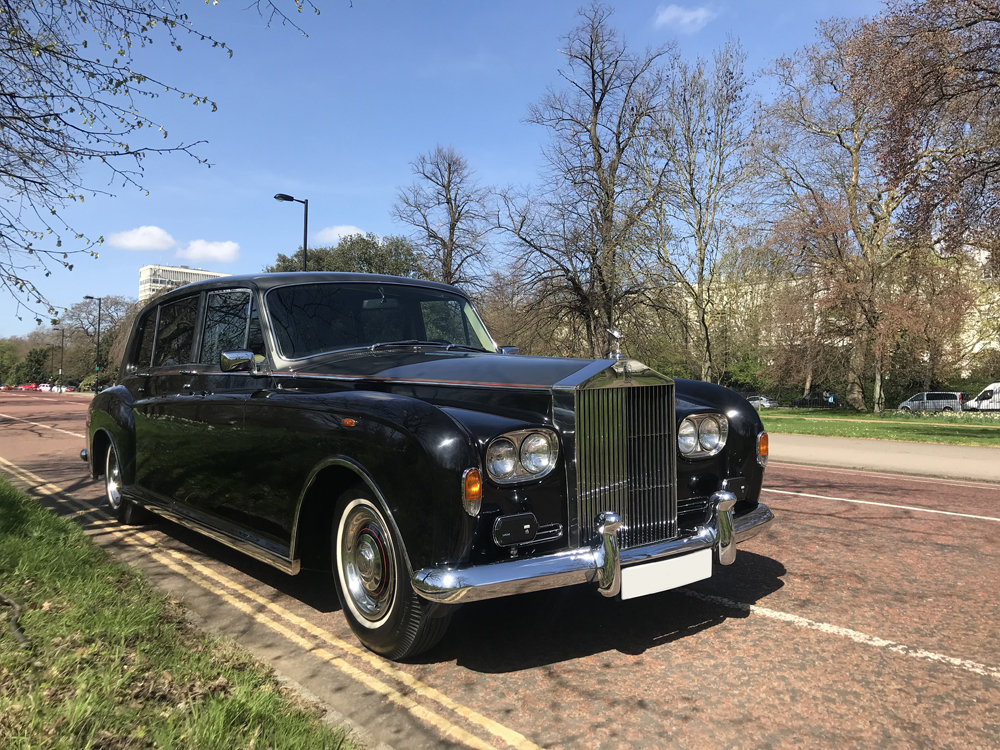 1986 Rolls-Royce Phantom VI LHD - 23.000 kms only For Sale (picture 14 of 24)