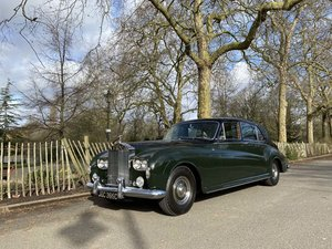 1965 Rolls-Royce Phantom V Touring Limousine by James Young For Sale