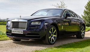 2016 (Sept) Rolls Royce Wraith