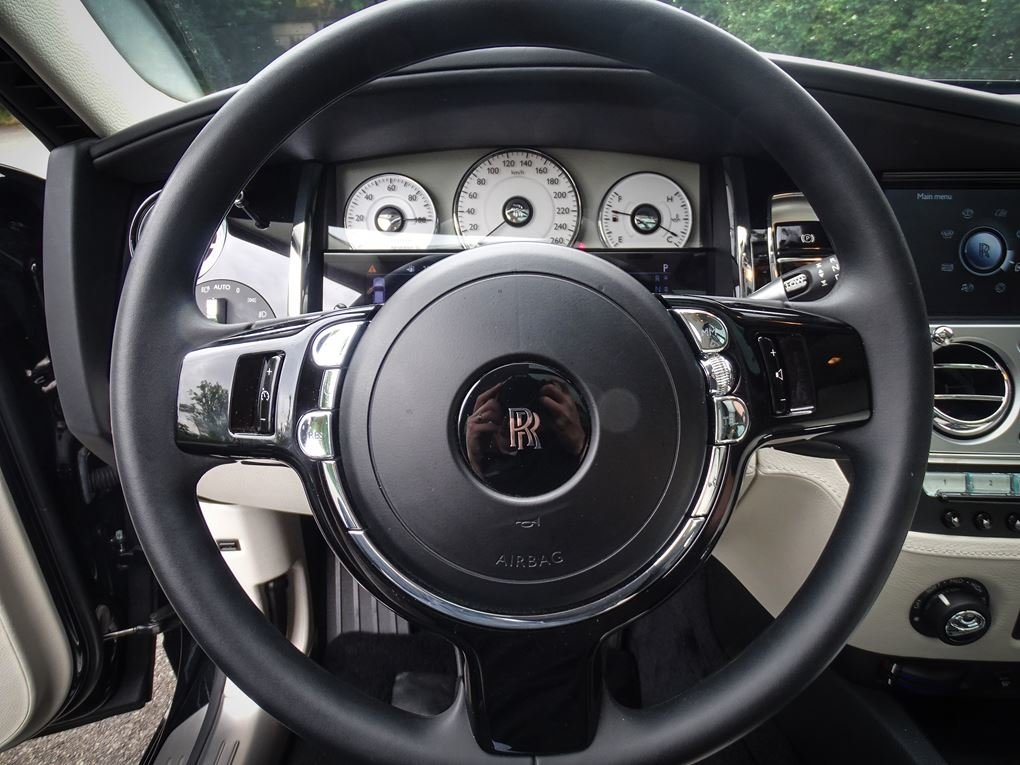 2014 ROLLS ROYCE  GHOST  V12 SALOON LHD AUTO  99,948 For Sale (picture 13 of 24)
