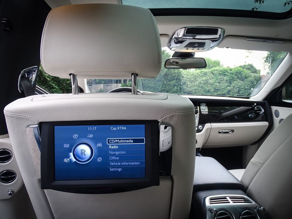 2014 ROLLS ROYCE  GHOST  V12 SALOON LHD AUTO  99,948 For Sale (picture 18 of 24)