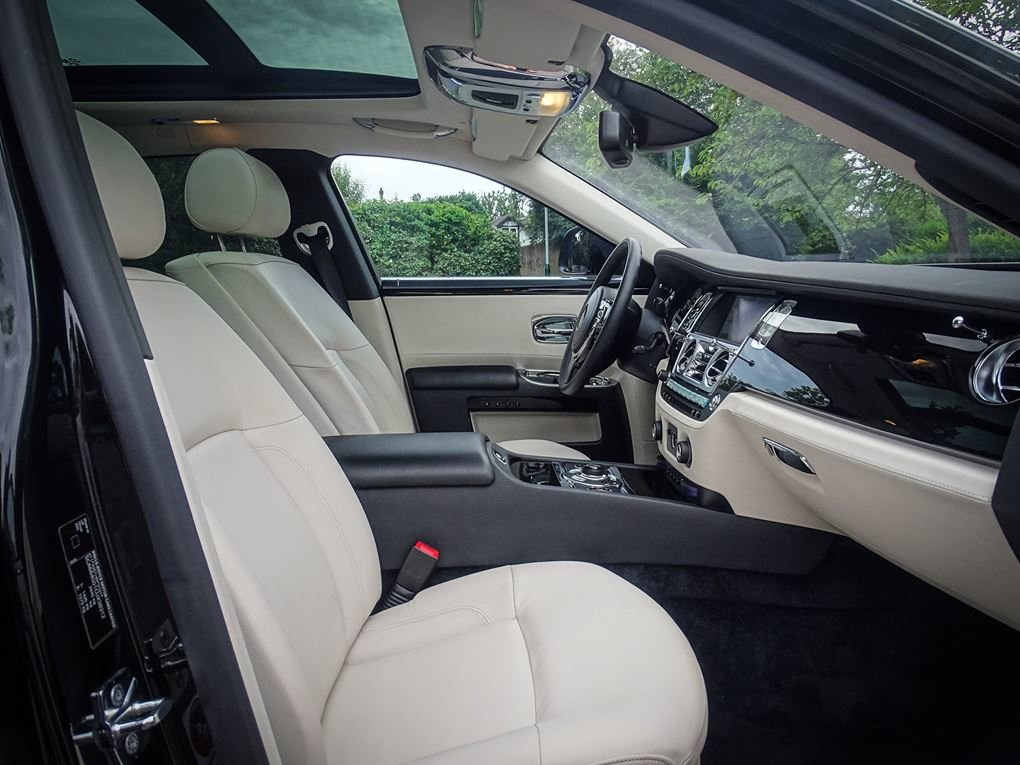 2014 ROLLS ROYCE  GHOST  V12 SALOON LHD AUTO  99,948 For Sale (picture 21 of 24)