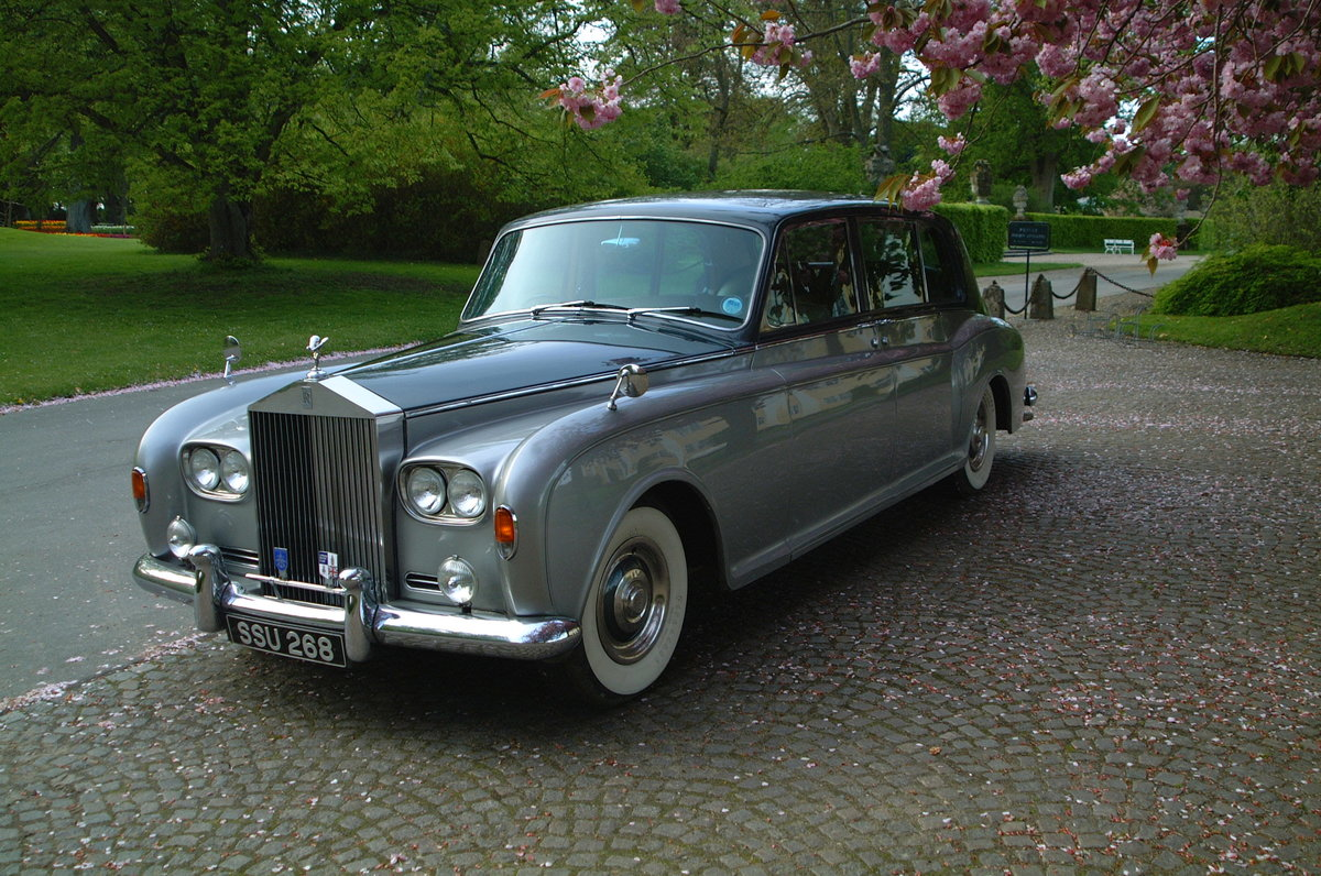 Royce Phantom 5. 1967. 7-pers. Limousine For Sale (picture 3 of 6)