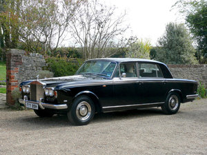 1970 Rolls Royce Silver Shadow LWB with Division
