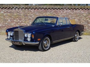 1973 Rolls Royce Corniche Convertible Well maintained example in  For Sale