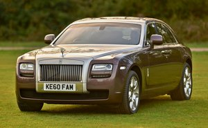 2011 2010 Rolls Royce Ghost