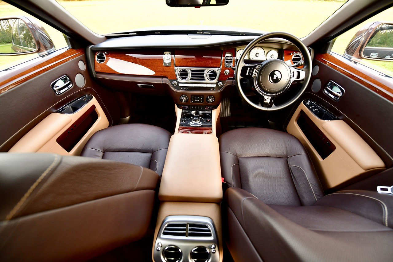 2011 2010 Rolls Royce Ghost For Sale (picture 4 of 6)
