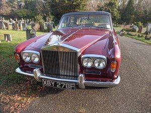 1968 Rolls Royce Silver Shadow I