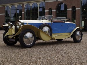 Picture of 1929 Rolls Royce Phantom II Boat-Tail Ex. Prince Pratap Singhrao  For Sale