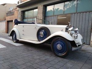 Rolls Royce 20/25 cabriolet