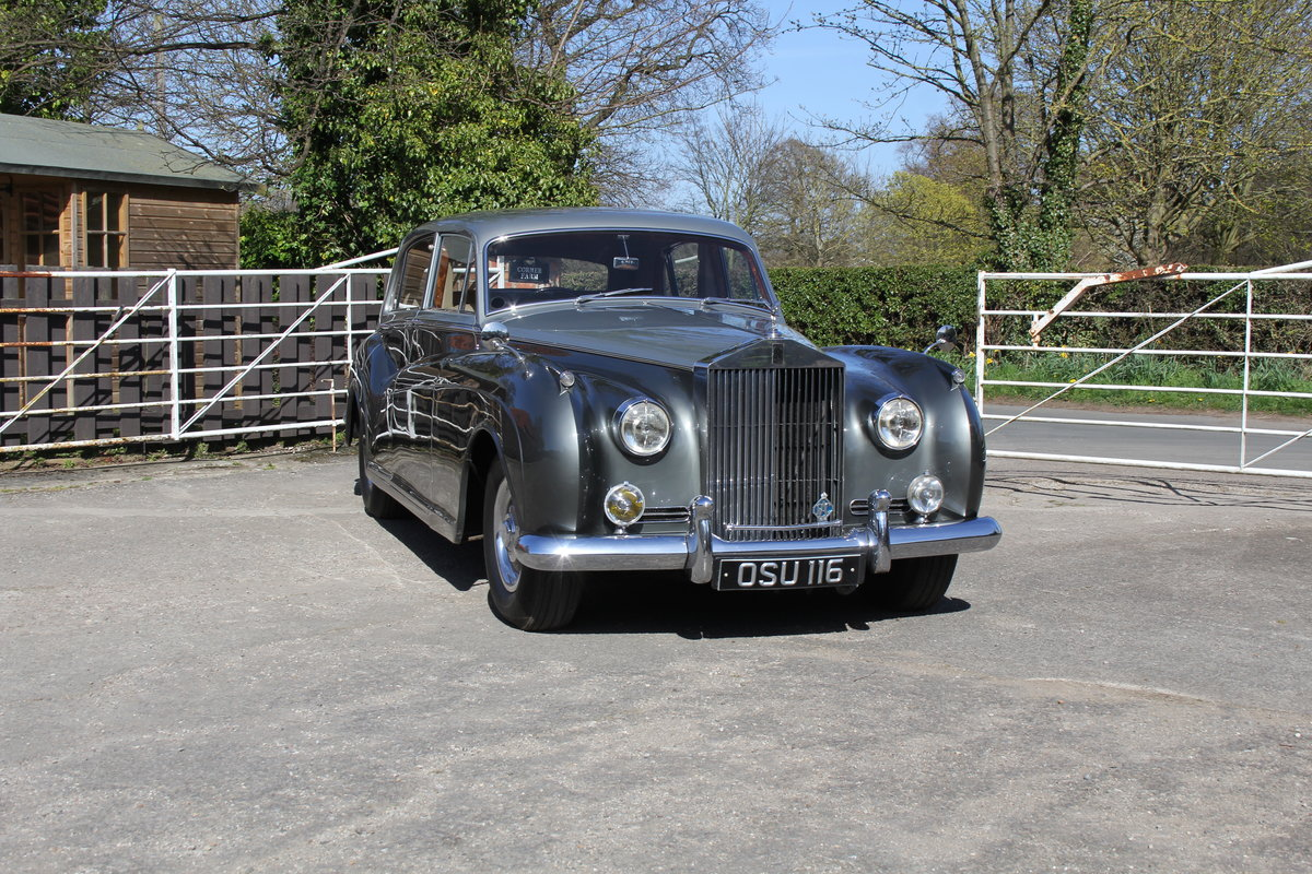 1962 Rolls Royce Silver Cloud II SCT100, Full Re-Trim, 20k Spent For Sale (picture 1 of 20)