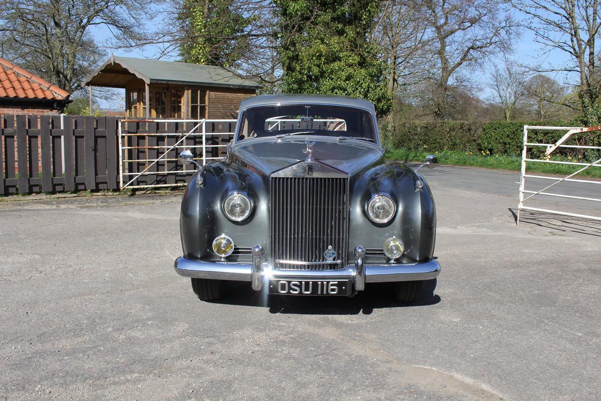 1962 Rolls Royce Silver Cloud II SCT100, Full Re-Trim, 20k Spent For Sale (picture 2 of 20)