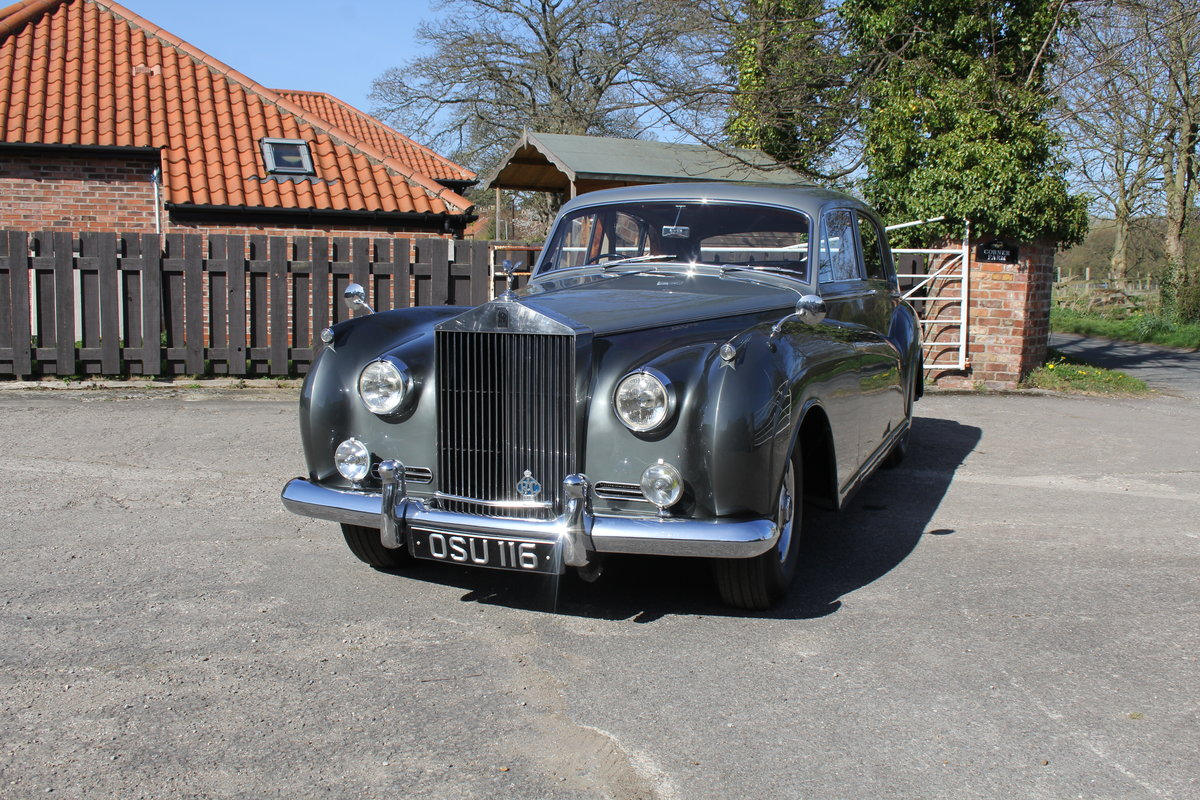 1962 Rolls Royce Silver Cloud II SCT100, Full Re-Trim, 20k Spent For Sale (picture 3 of 20)