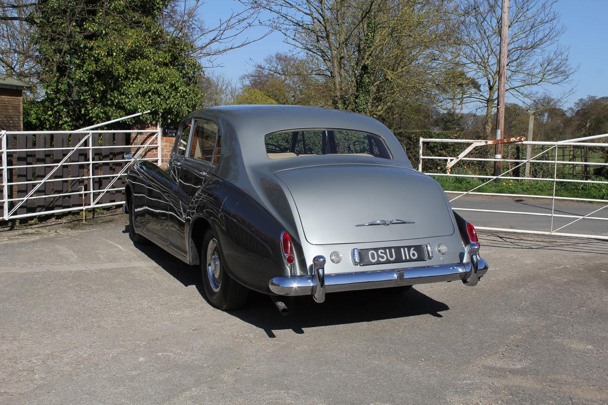 1962 Rolls Royce Silver Cloud II SCT100, Full Re-Trim, 20k Spent For Sale (picture 4 of 20)