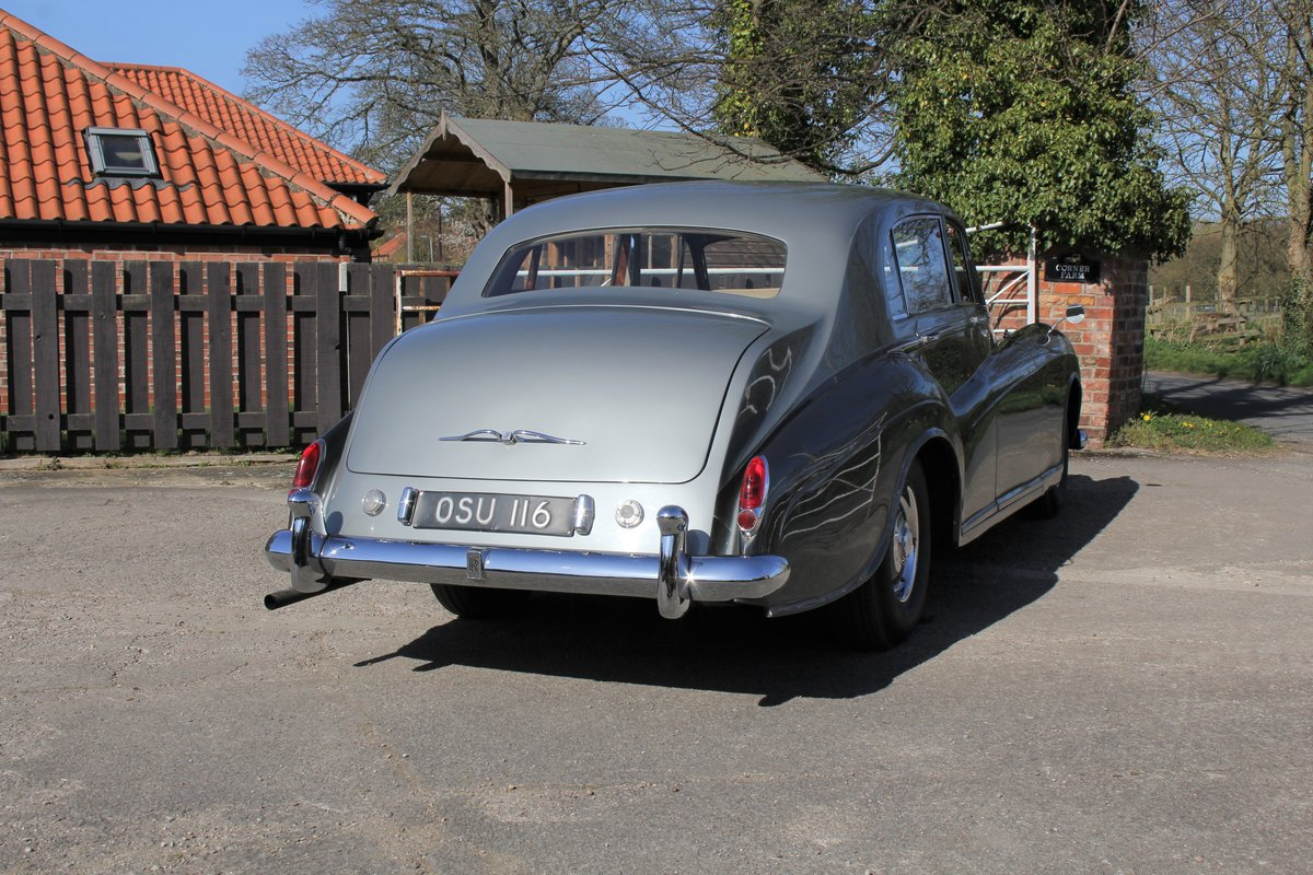 1962 Rolls Royce Silver Cloud II SCT100, Full Re-Trim, 20k Spent For Sale (picture 6 of 20)