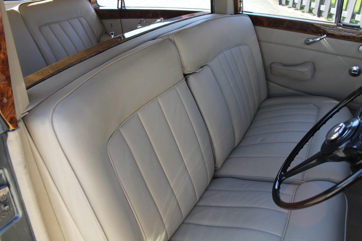 1962 Rolls Royce Silver Cloud II SCT100, Full Re-Trim, 20k Spent For Sale (picture 9 of 20)