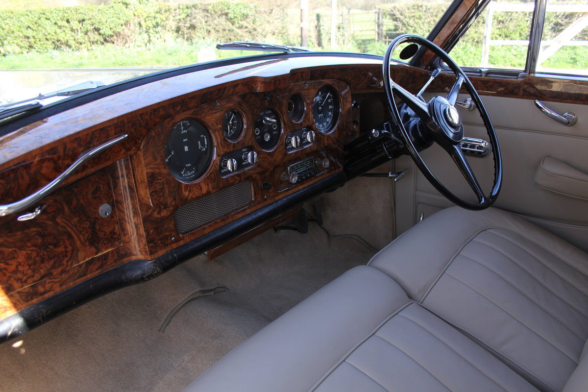 1962 Rolls Royce Silver Cloud II SCT100, Full Re-Trim, 20k Spent For Sale (picture 10 of 20)