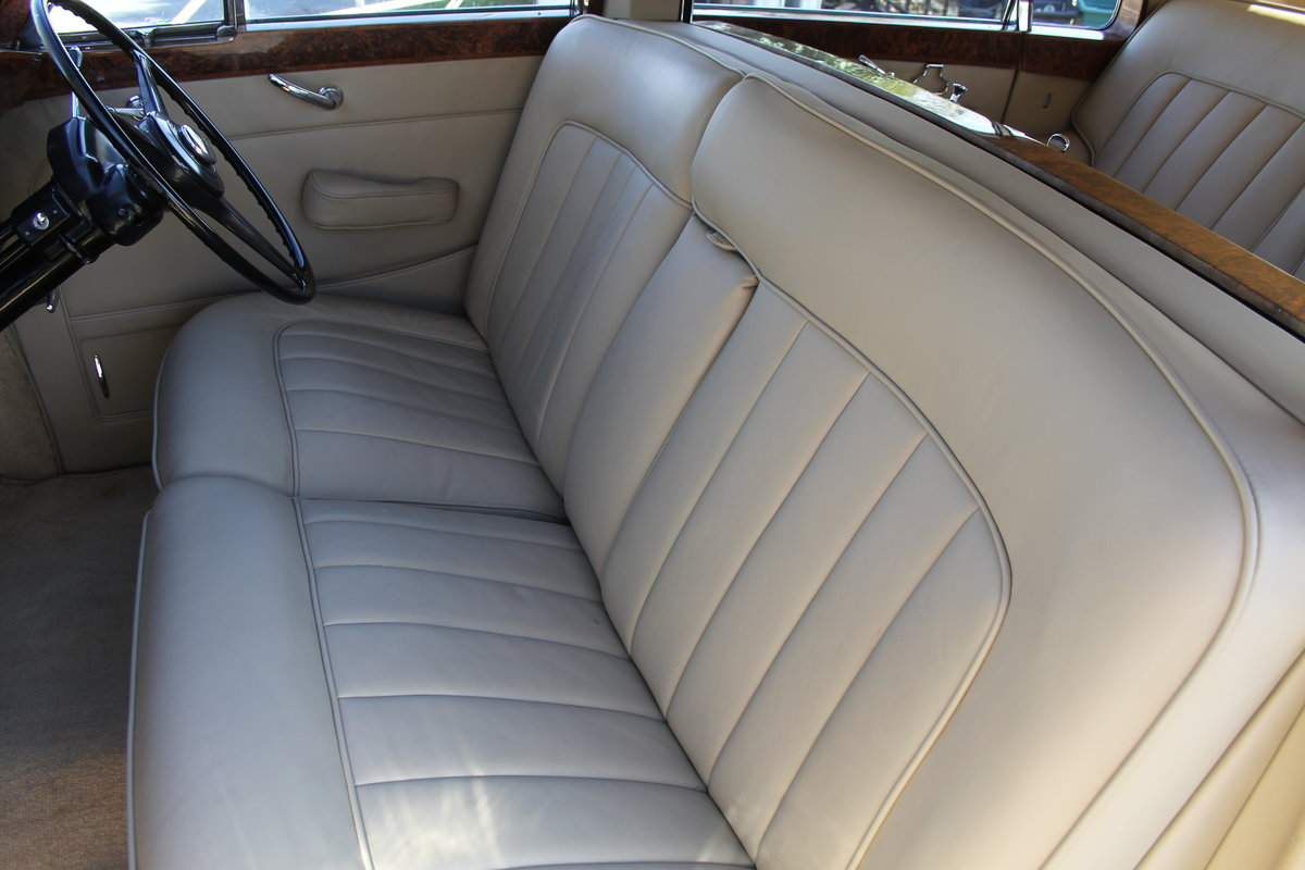 1962 Rolls Royce Silver Cloud II SCT100, Full Re-Trim, 20k Spent For Sale (picture 12 of 20)