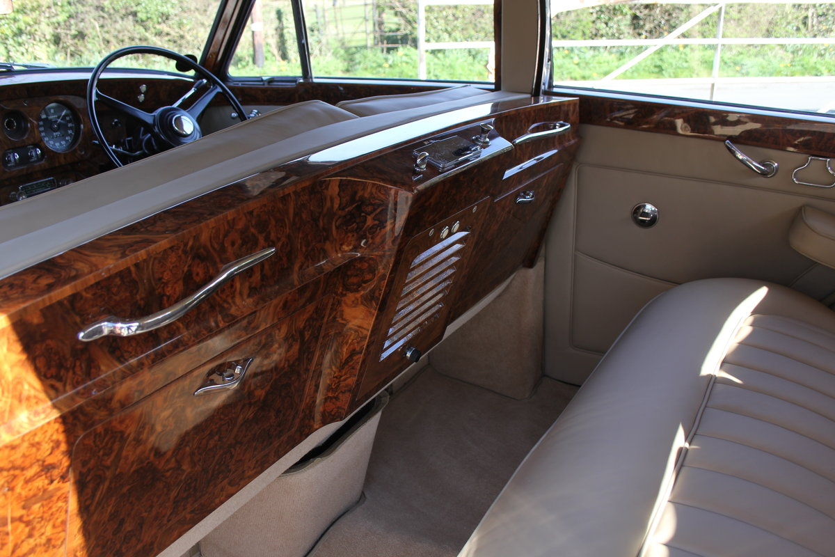 1962 Rolls Royce Silver Cloud II SCT100, Full Re-Trim, 20k Spent For Sale (picture 15 of 20)