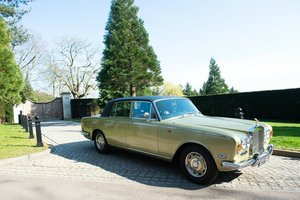 1972 Excellent Rolls Royce Silver Shadow 1