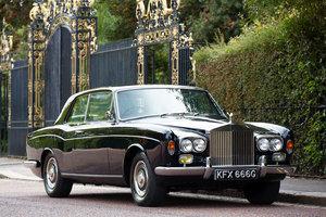 1968 Rolls Royce MPW - 66K miles, £43k spent in 2018, 1st class