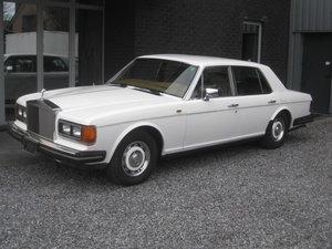 Rolls-Royce Silver Spirit 1981 ,1 Owner ! Rostfree! LH Drive