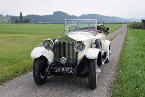 1925 Matching-Numbers and vehicle history mostly known For Sale