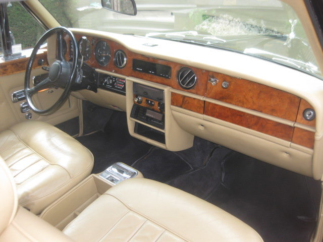 Rolls Royce Corniche II Cabriolet  1981 Ex Hollywood Movie For Sale (picture 5 of 6)