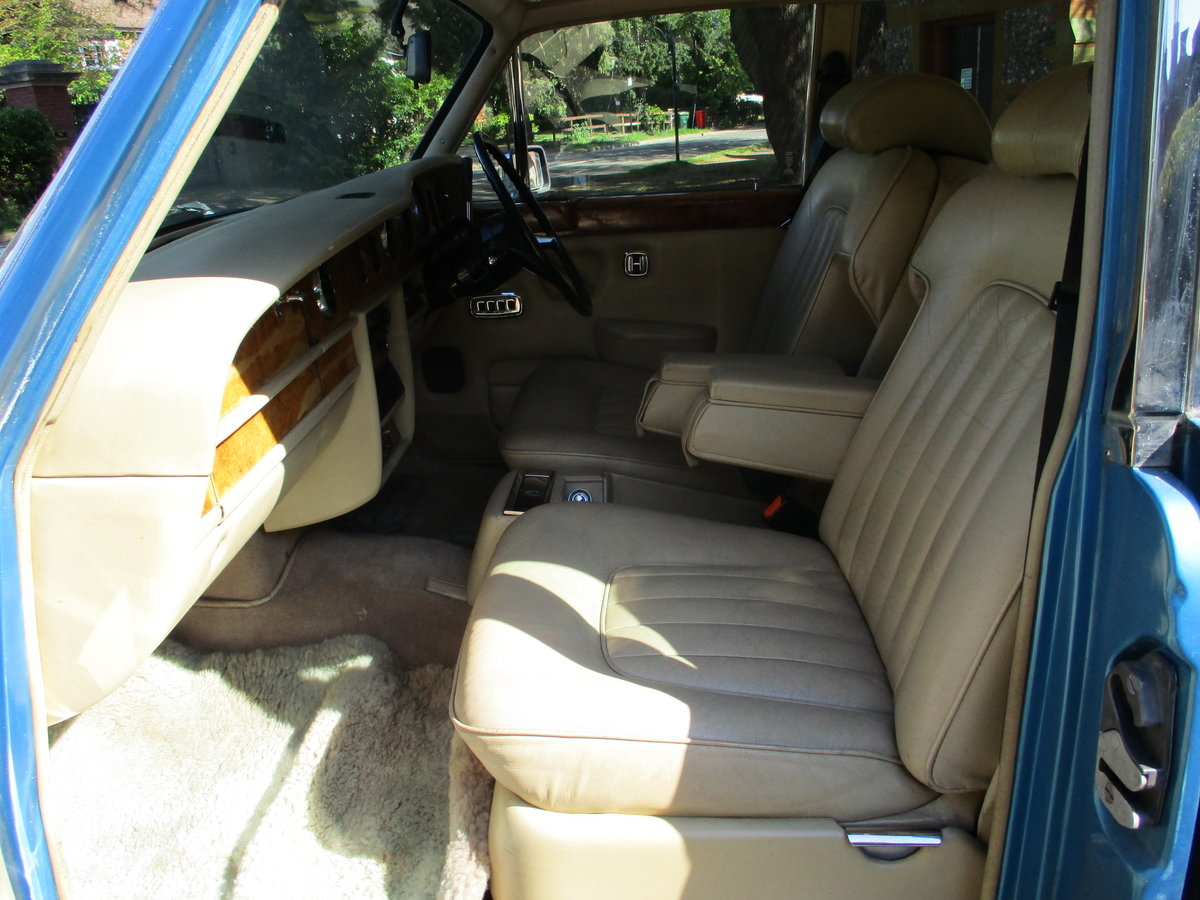 1980 ROLLS ROYCE SILVER SHADOW 2 1979 V For Sale (picture 3 of 21)