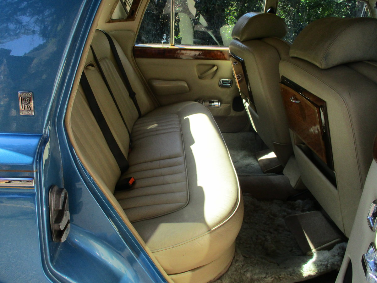 1980 ROLLS ROYCE SILVER SHADOW 2 1979 V For Sale (picture 4 of 21)