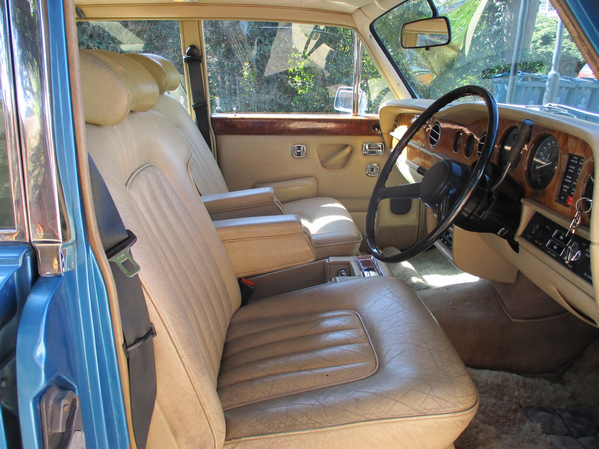 1980 ROLLS ROYCE SILVER SHADOW 2 1979 V For Sale (picture 5 of 21)