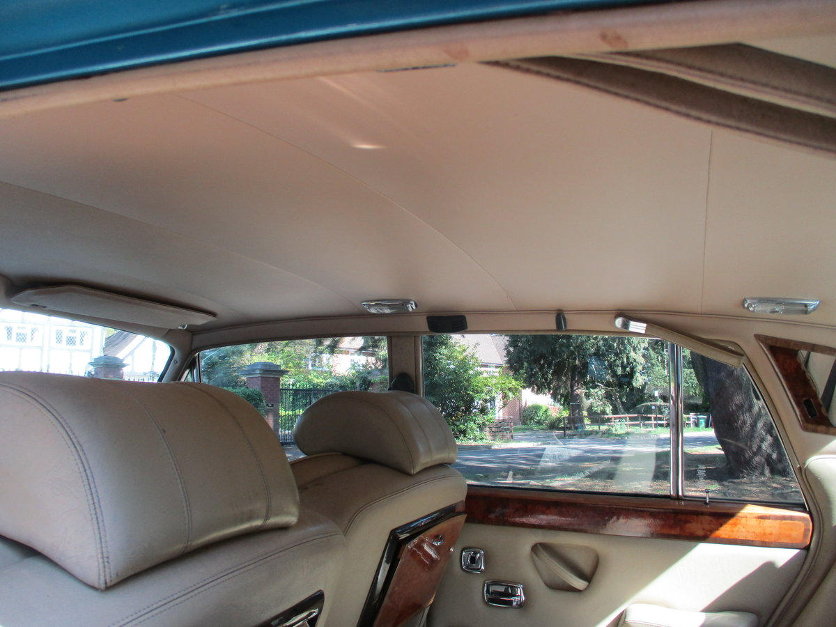 1980 ROLLS ROYCE SILVER SHADOW 2 1979 V For Sale (picture 12 of 21)