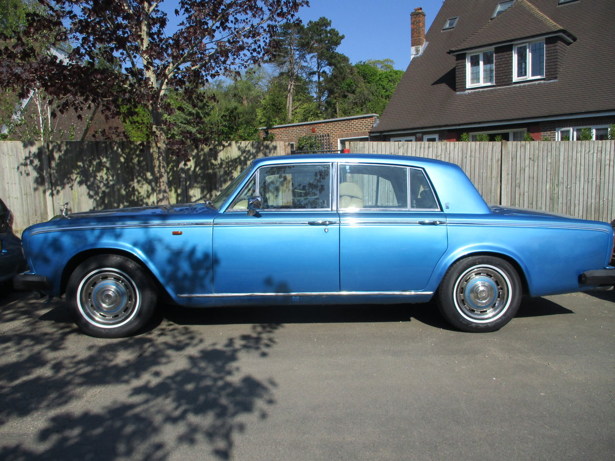 1980 ROLLS ROYCE SILVER SHADOW 2 1979 V For Sale (picture 21 of 21)