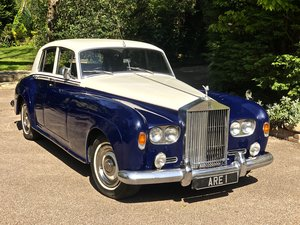 1963 ROLLS ROYCE SILVER CLOUD III LAST OWNER 25 Years For Sale