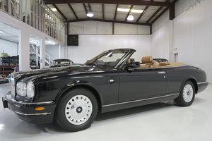 2001 Rolls-Royce Corniche Convertible | For Sale