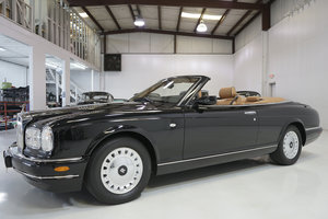 2001 Rolls-Royce Corniche Convertible |