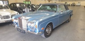 1971 Rolls Royce Corniche For Sale by Auction