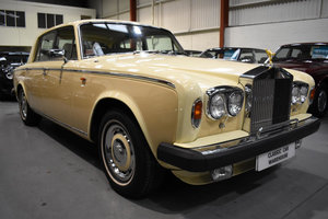 1980 Fabulous low mileage car, ex Qatar Royal Family For Sale
