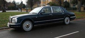 2001  Rolls-Royce Silver Seraph Park Ward