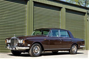 Rolls-Royce Silver Shadow only 22,000 miles